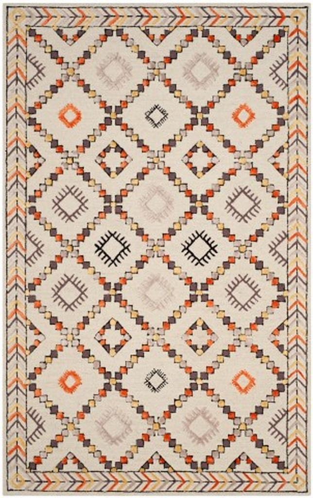 Safavieh Rugs Bellagio BLG548A Ivory | Multi