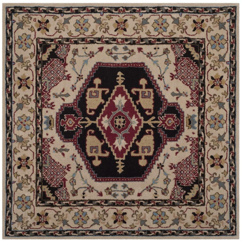 Safavieh Rugs Bellagio BLG549A Beige | Black