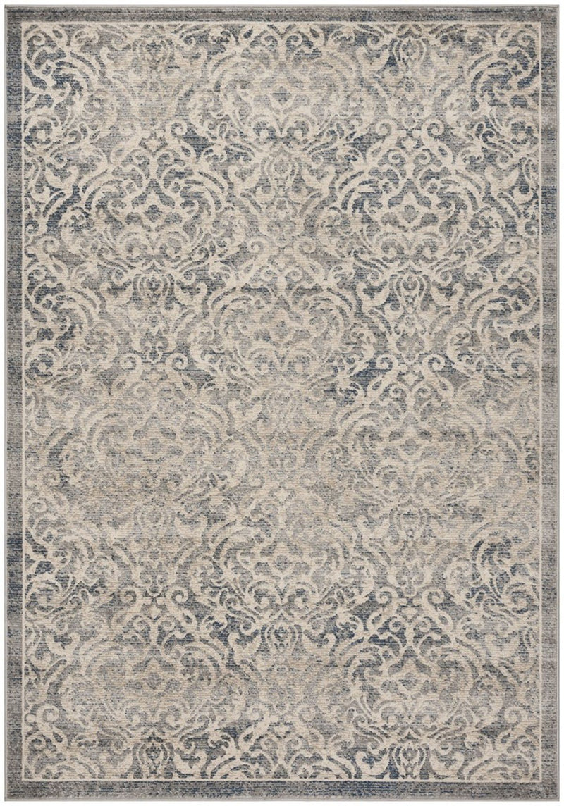 Safavieh Rugs Brentwood BNT810G Light Grey | Blue