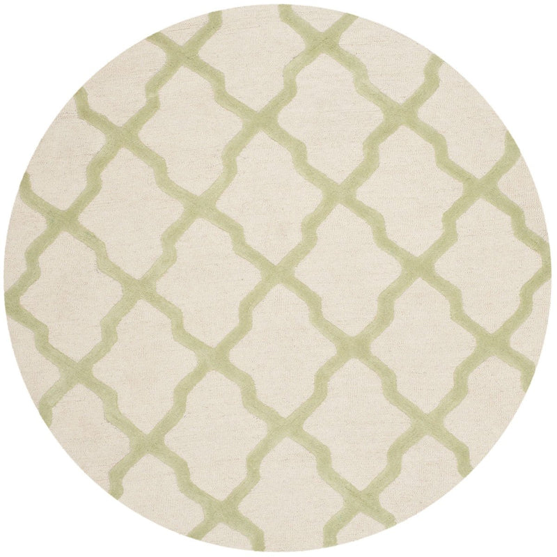 Safavieh Rugs Cambridge CAM121N Ivory | Light Green