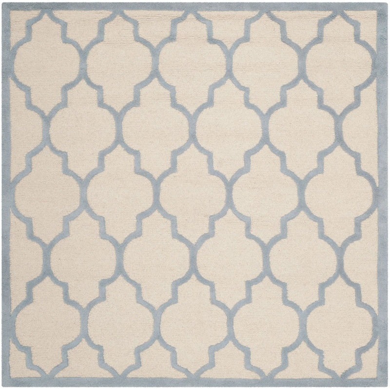 Safavieh Rugs Cambridge CAM134F Ivory | Light Blue
