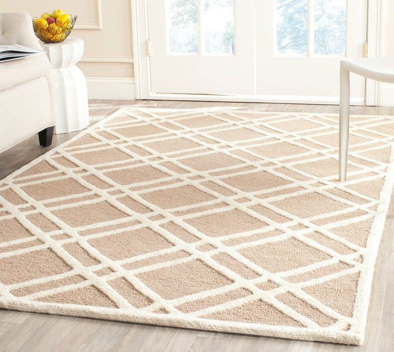 Safavieh Rugs Cambridge CAM142J Beige | Ivory