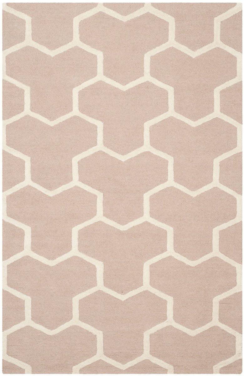 Safavieh Rugs Cambridge CAM146J Beige | Ivory