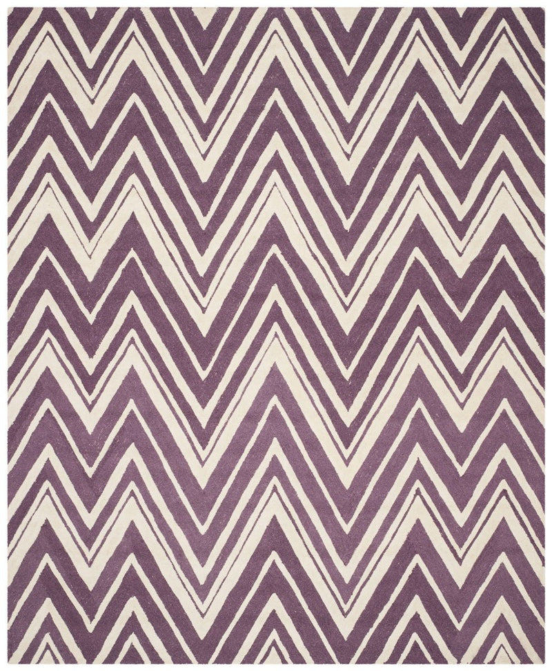 Safavieh Rugs Cambridge CAM711P Purple | Ivory