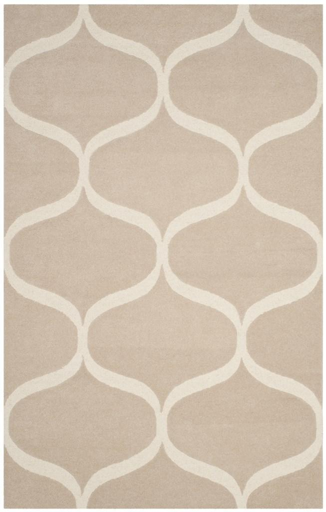 Safavieh Rugs Cambridge CAM730J Light Beige | Ivory