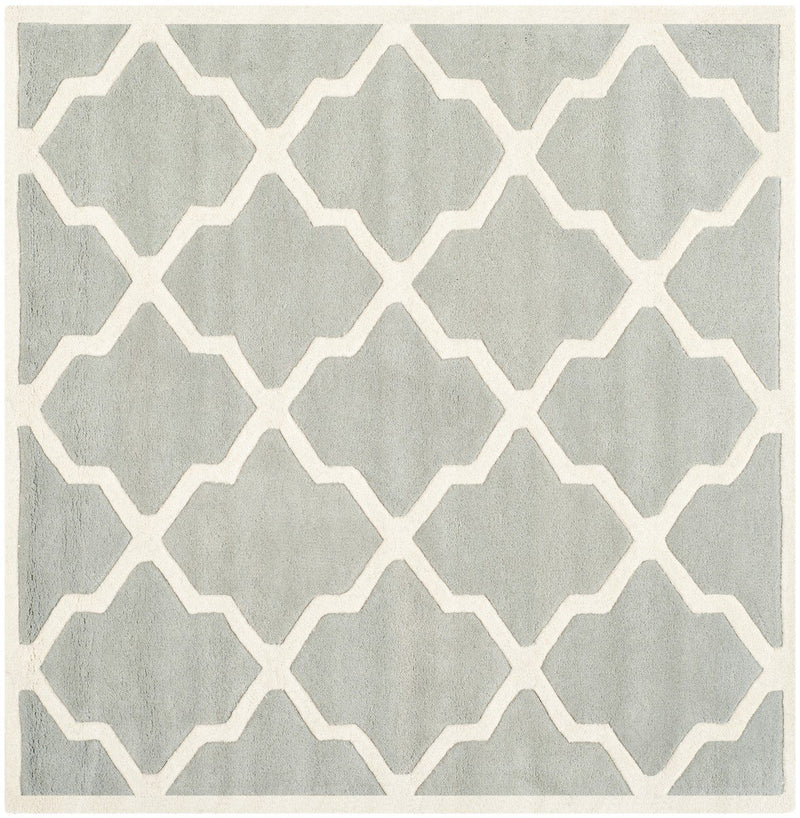 Safavieh Rugs Chatham CHT735E Grey | Ivory