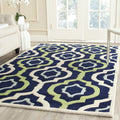 Safavieh Rugs Chatham CHT747C Dark Blue | Multi