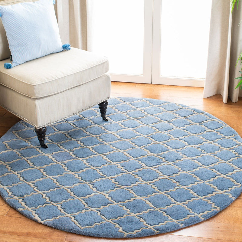 Safavieh Rugs Chatham CHT930A Blue Grey