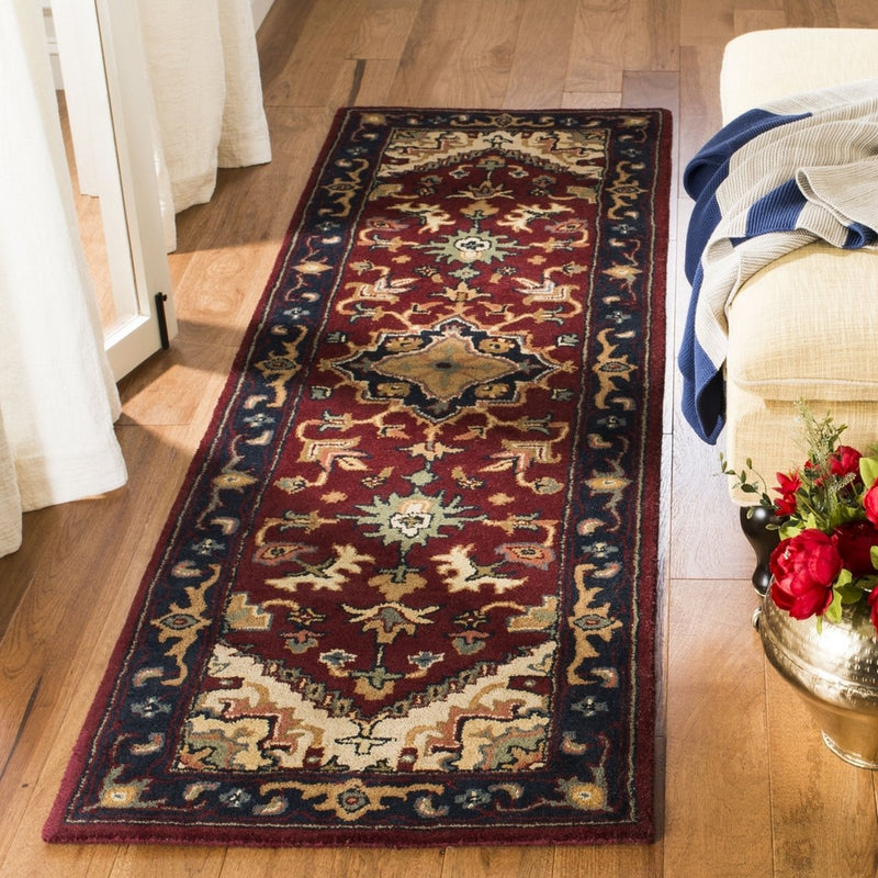 Safavieh Rugs Classic CL225A Assorted | Red