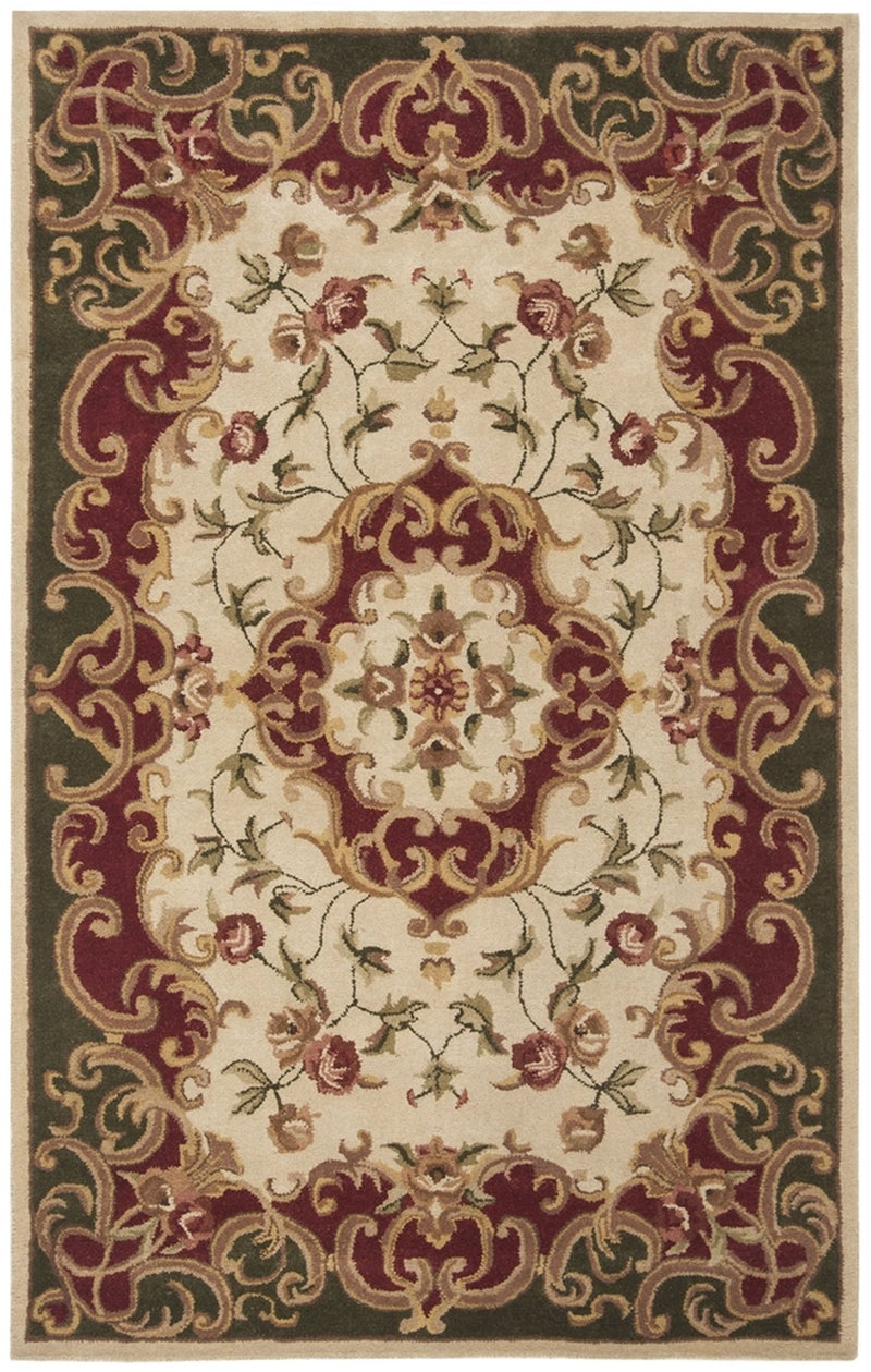 Safavieh Rugs Classic CL234C Ivory | Green