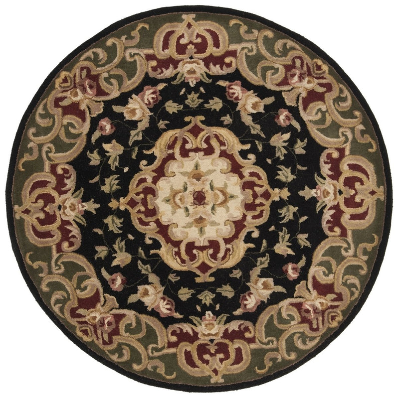 Safavieh Rugs Classic CL234D Black | Green
