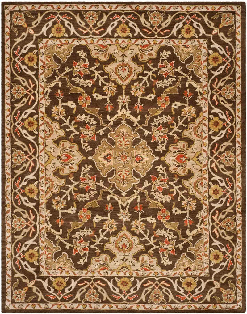 Safavieh Rugs Classic CL931A Brown | Brown