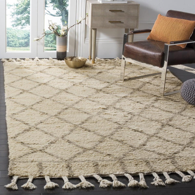 Safavieh Rugs Casablanca CSB725B Ivory | Light Grey