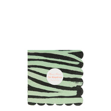 Load image into Gallery viewer, Safari Animal Print Small Napkins