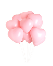 Load image into Gallery viewer, Be Mine Heart Balloons