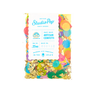Rainbow Confetti - Mini Pack