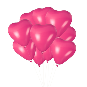 Lovestruck Heart Balloons