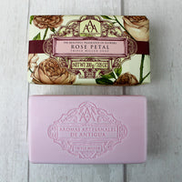 AAA TRIPLE MILLED SOAP - FRAGRANCE OPTIONS AVAILABLE.