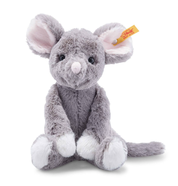 STEIFF SOFT AND CUDDLY MIA MOUSE