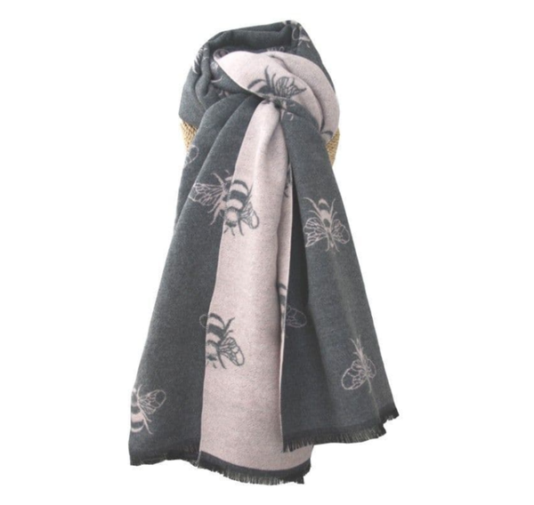 SUPER SOFT BEE SCARF - COLOUR OPTIONS AVAILABLE *LIMITED STOCK*
