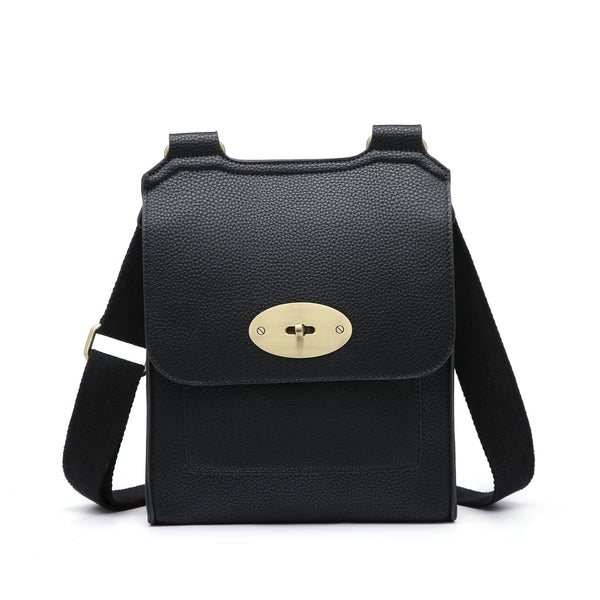 CROSS BODY SATCHEL BAG - COLOUR OPTIONS AVAILABLE