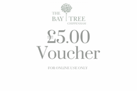 GIFT CARD - STARTING FROM £5.00