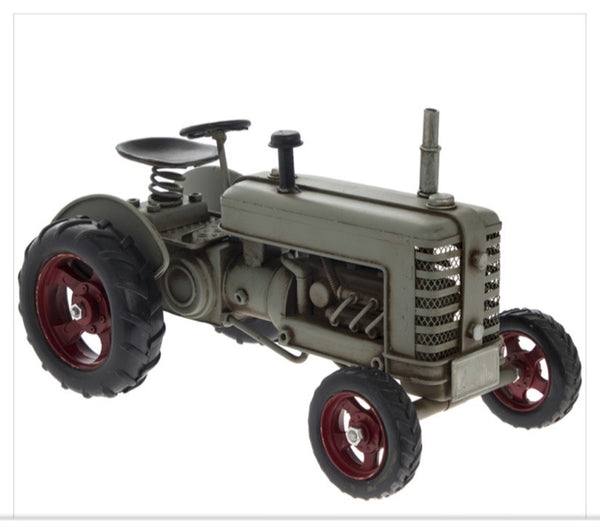 VINTAGE TRACTOR ORNAMENT