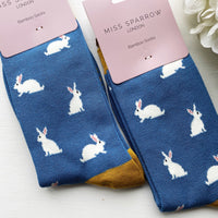 SUPER SOFT RABBIT BAMBOO SOCKS 4-7