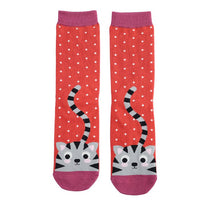 SUPER SOFY KITTY BAMBOO SOCKS