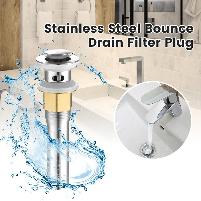 Washbasin Drain Stopper