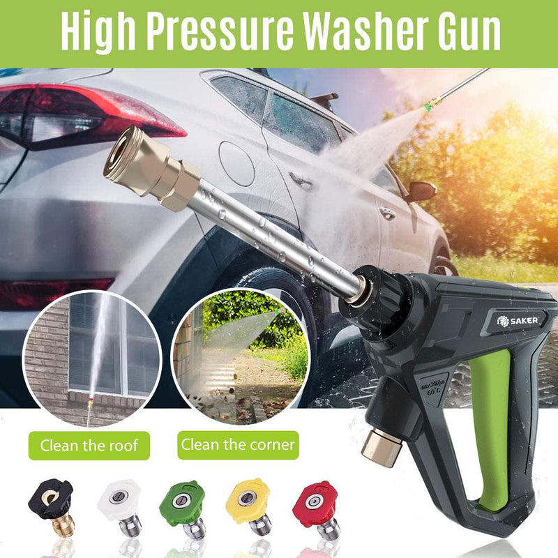 High Pressure Washer Gun