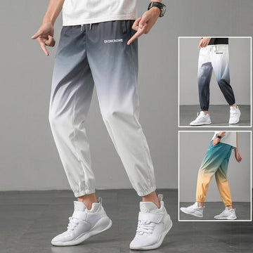 Summer Men Casual Trousers
