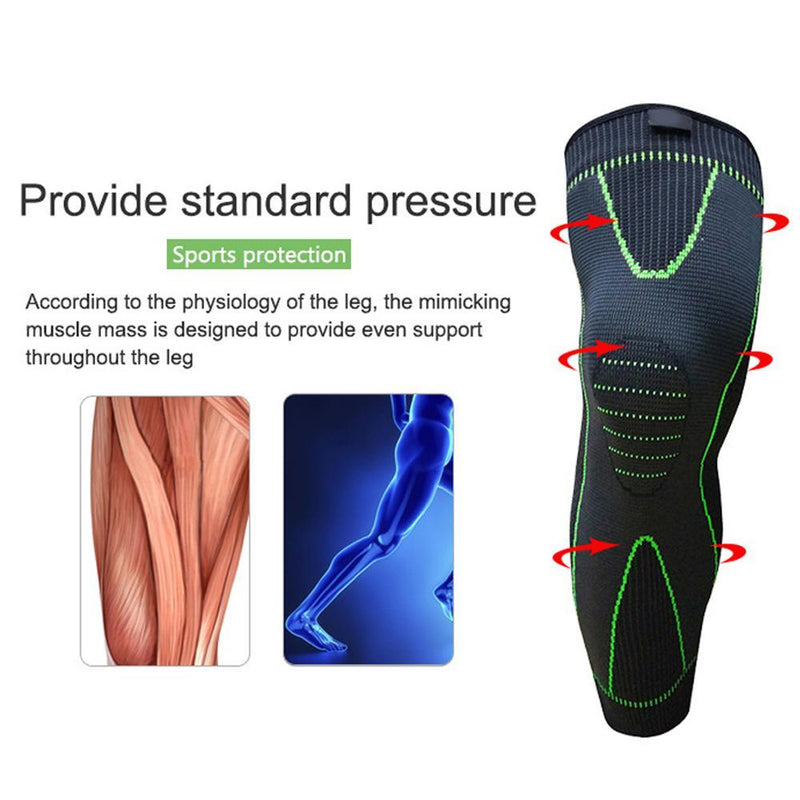 (Pre-sale) Power Bend Total Compression Knee Sleeve