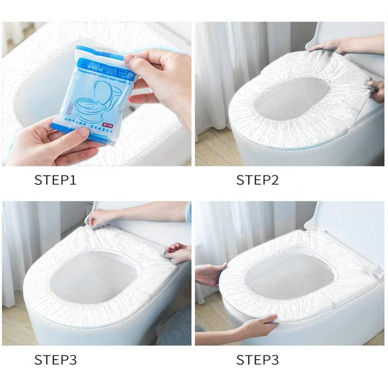 Disposable Toilet Seat Covers