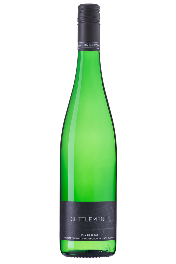 Riesling 2019 from Settlement Wines in Marlborough NZ