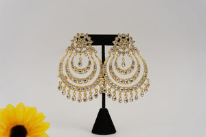 Lightweight Chand Earrings