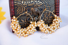 Load image into Gallery viewer, Antique Balis - Pearl Earrings