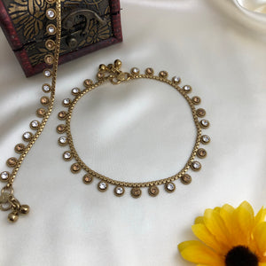 Antique Silver & Gold Tone