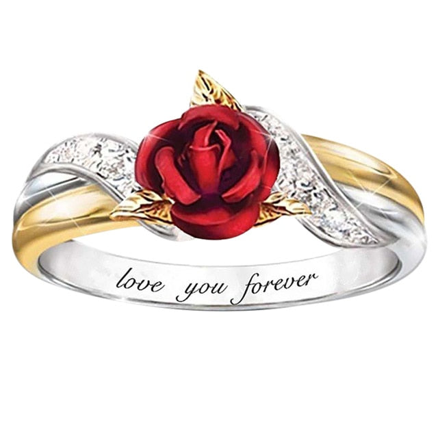 """Love you forever"" Ring ™"