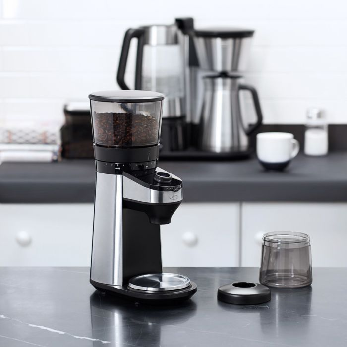 OXO Conical Burr Coffee Grinder W/ Scale