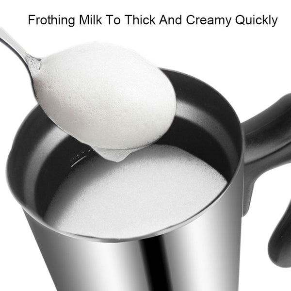 3 Function Electric Milk Frother