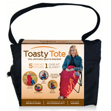 Load image into Gallery viewer, Toasty Tote - Black