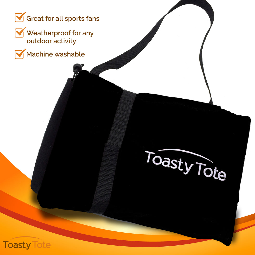Toasty Tote - Black