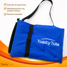 Load image into Gallery viewer, Toasty Tote - Blue