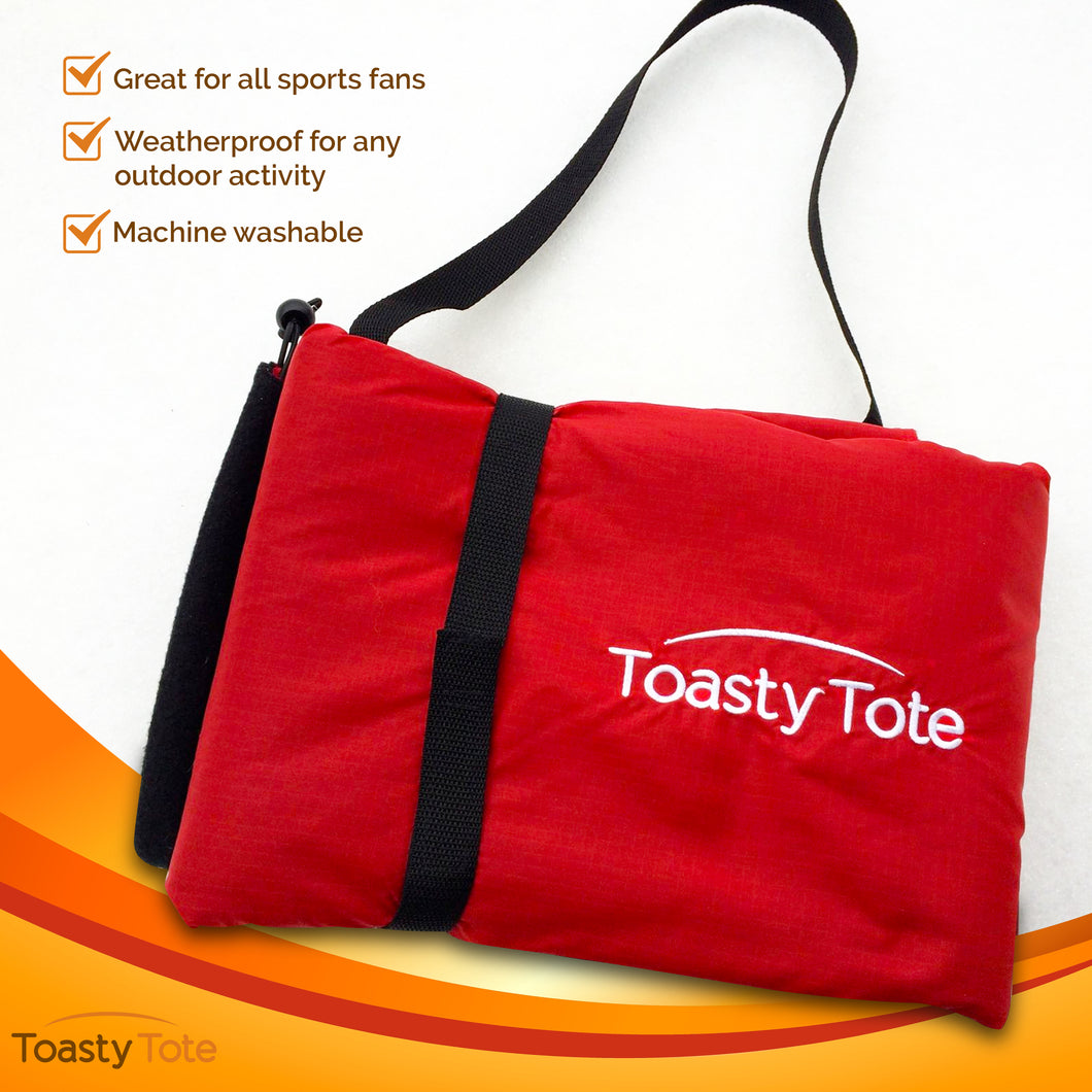 Toasty Tote - Red
