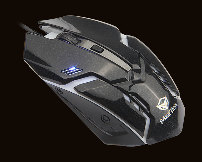 USB Wired Backlit Mouse M371