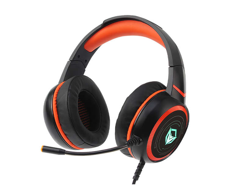 HIFI 7.1 Surround Sound LED Backlit Gaming Headset HP030