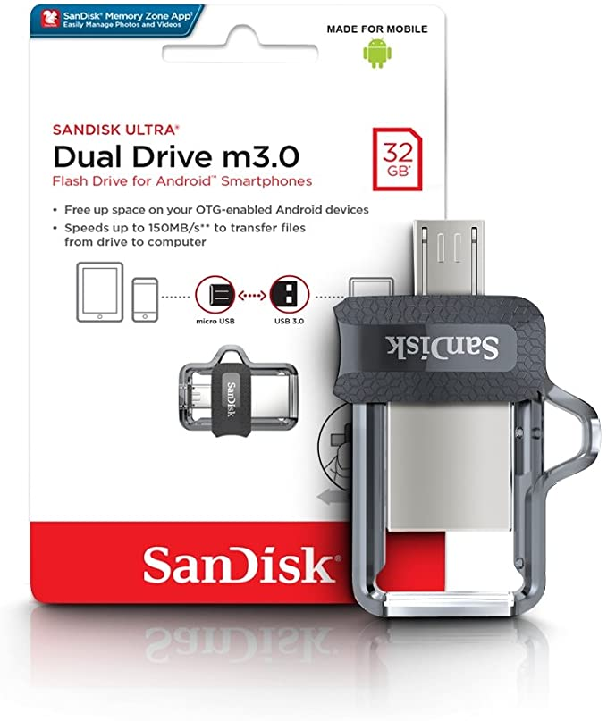 SanDisk Ultra dual drive M 3.0
