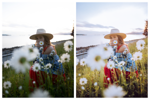 DESKTOP LIGHTROOM PRESET PACK