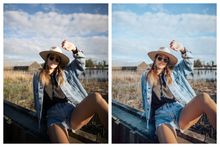 Load image into Gallery viewer, DESKTOP LIGHTROOM PRESET PACK